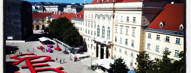 Leopold Museum is one of 04 Vienna.