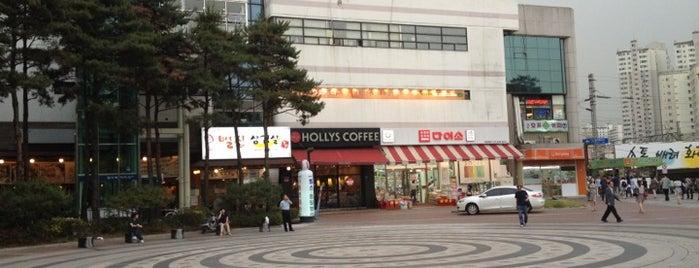 구로역 (Guro Stn.) is one of Subway Stations in Seoul(line1~4 & DX).