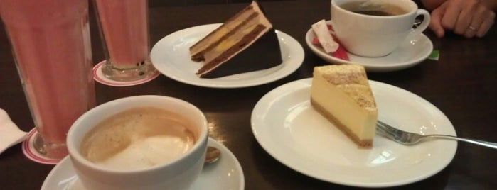 Secret Recipe is one of Top picks for Cafés.