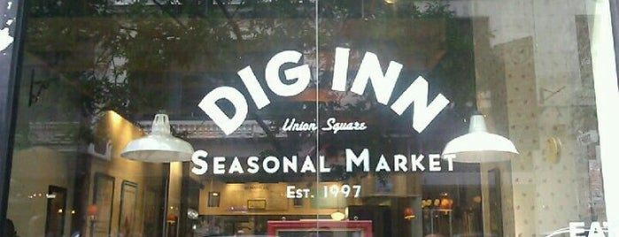 Dig Inn Seasonal Market is one of This is How We Live.