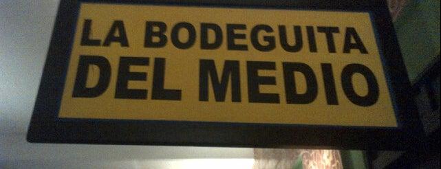 La Bodeguita del Medio is one of Bars in Mty.