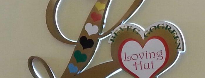 Loving Hut is one of São Paulo Vegan!.