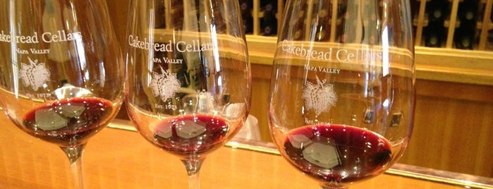 Cakebread Cellars is one of Daily Sip Deals.