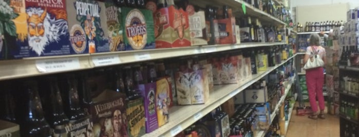 Beverage Barn is one of Common places I go.