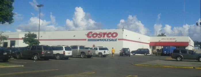 Costco is one of My Places.