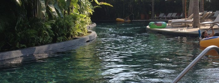 Lazy River is one of All-time favorites in Mexico.