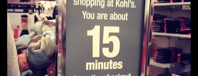Kohl's is one of Popular places.