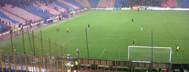 Stadionul STEAUA is one of Stadiums.