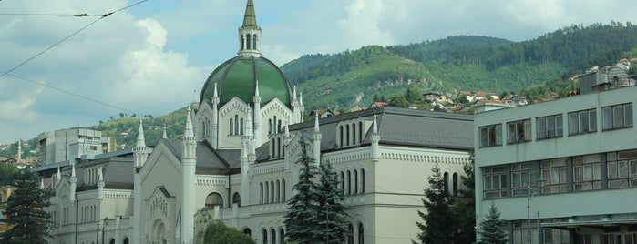 Sarajevo is one of Capitals of Europe.
