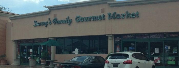 Danny's Gourmet Market is one of Work Sites.