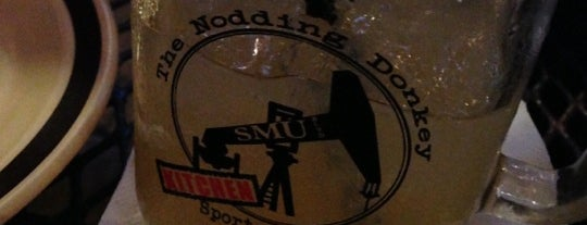The Nodding Donkey is one of Dallas's Best Sports Bars - 2012.