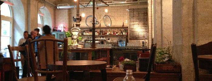 Atelier - Budapest Bägel is one of finomságok jó helyeken.