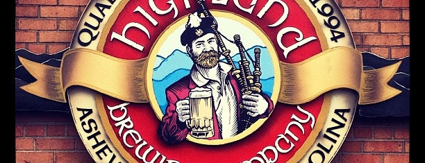 Highland Brewing Company is one of NC Breweries.