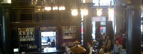 The Wolseley is one of London Breakfast.