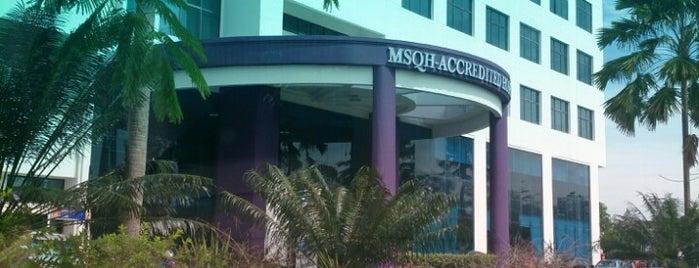 Kedah Medical Centre (KMC) is one of I Like....