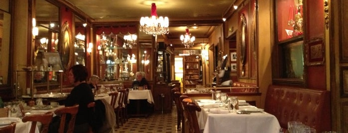 Le Procope is one of Paris.