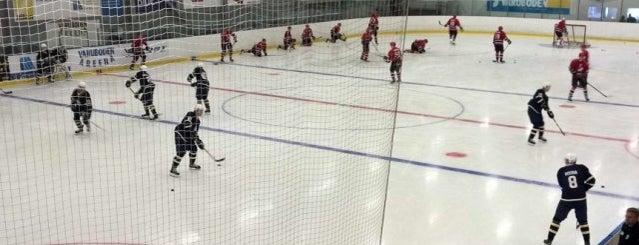 Varuboden Areena is one of Junior icehockey arenas.