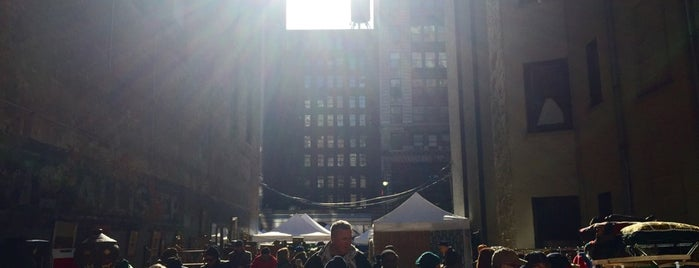 West 25th Street Outdoor Flea Market is one of Weekend Chill - Been Meaning to Do....