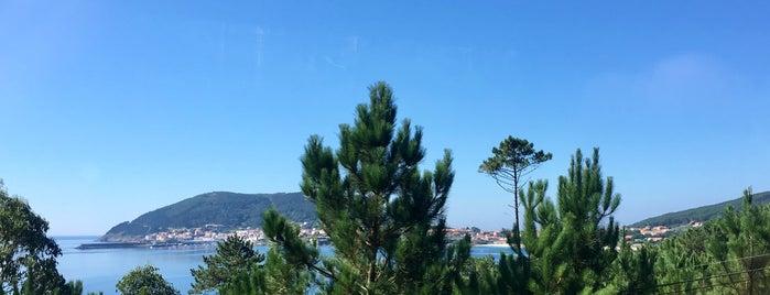 Fisterra is one of Concellos da Provincia da Coruña.