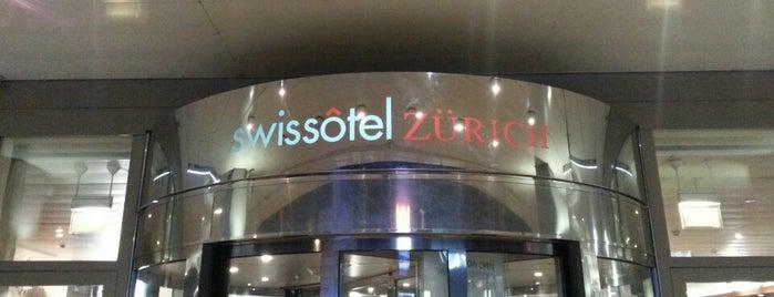 Swissôtel Zurich is one of Hotels.