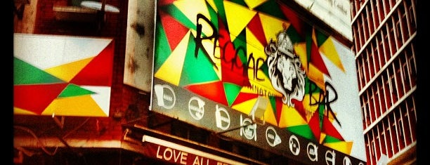 Reggae Bar is one of Must-visit Nightlife Spots in Kuala Lumpur.