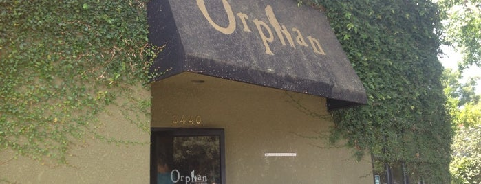 Orphan Breakfast House is one of My local favorites.