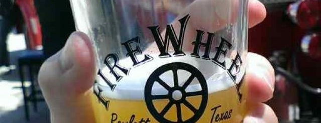Firewheel Brewing Co. is one of Texas Craft Breweries.