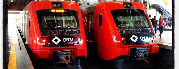 Estação Brás (CPTM) is one of Transporte.
