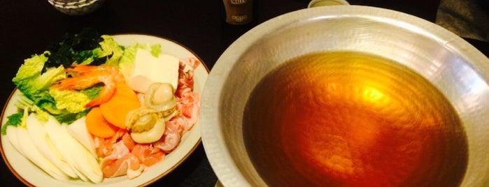 麺処 おおぎ is one of 美味しいもの.