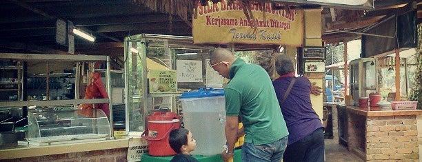 Sawit Corner is one of 20 kodai makan den suko.