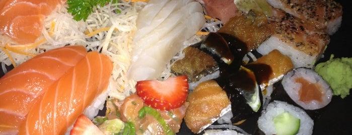 Aoyama is one of Lugares para Conhecer e Comer.