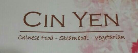 Cin Yen is one of Good Food In Jkt.