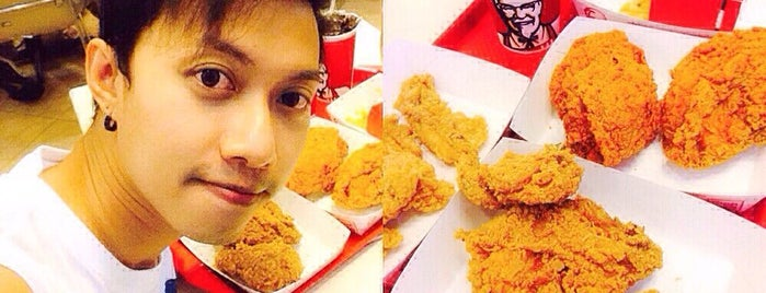 KFC (เคเอฟซี) is one of M-TH-18.