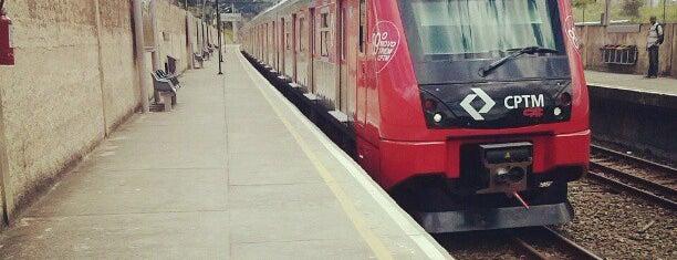 Estação Antonio João (CPTM) is one of Transporte.