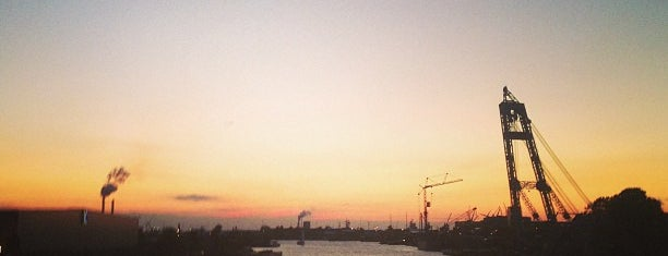 Ridderspoorbrug is one of I ♥ Noord.