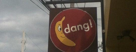 Banana Dang is one of Donde pecar.
