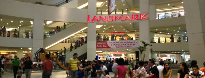 The Landmark is one of Malls.