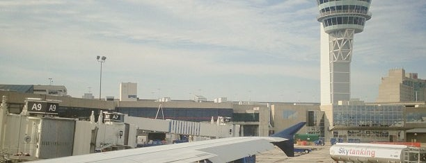 Philadelphia International Airport (PHL) is one of Airports been to.