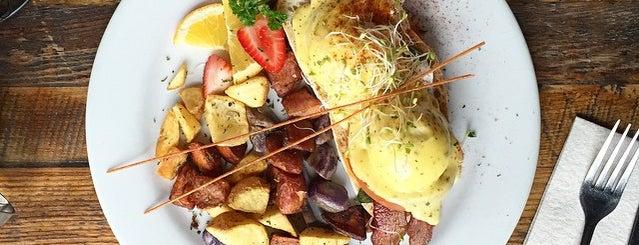 Kitchen Story is one of Best Bay Area Brunch Spots.