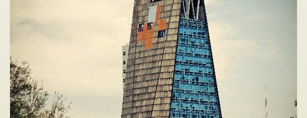 Torre Insignia is one of Rascacielos en la Ciudad de México..
