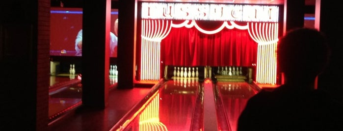 Bowlmor Times Square is one of Must doooo.
