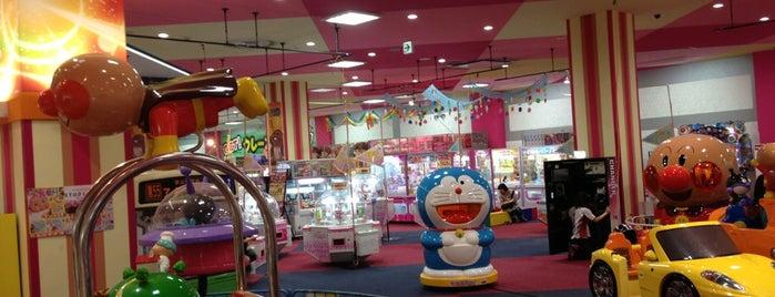 ナムコランド 鳳店 is one of 関西のゲームセンター.