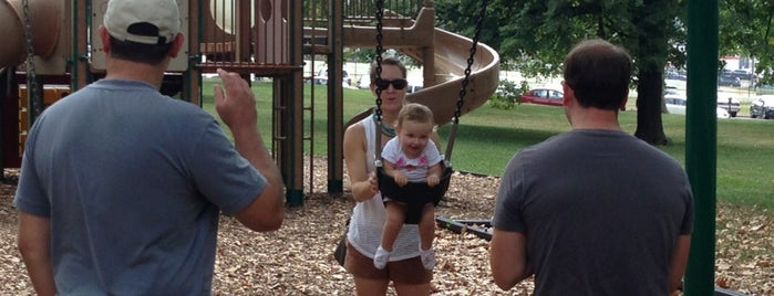 Goodale Park Playground is one of Most Playful Cities: Columbus, OH.