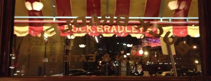 Buck Bradley's is one of A Traveler's Guide to Milwaukee.
