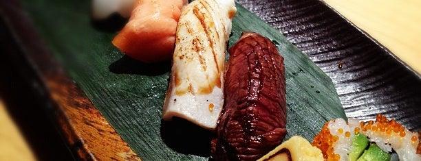 Tempura Hajime is one of Japanese Spoils Around The World.