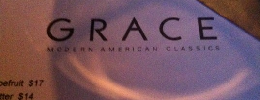Grace is one of Dining in DFW.