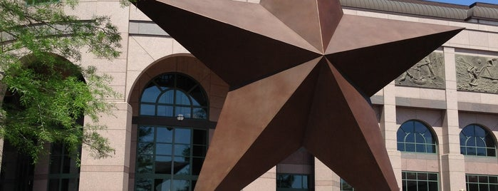 Bullock Texas State History Museum is one of Austin To-Do.