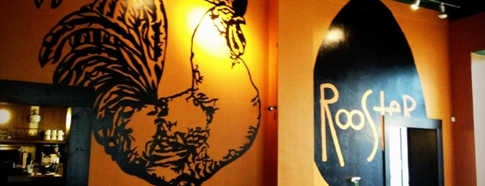 Rooster is one of The best things we ate in 2012.