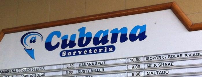 A Cubana is one of DANIEL.