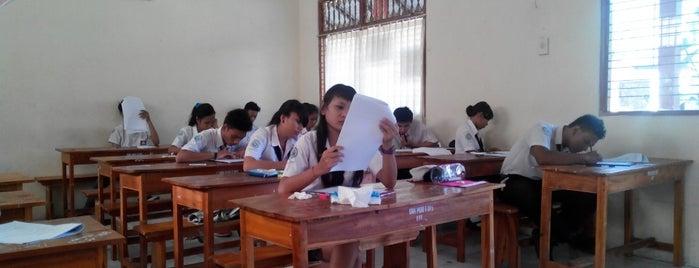 SMK PGRI 6 Denpasar is one of SMA/SMK Denpasar.